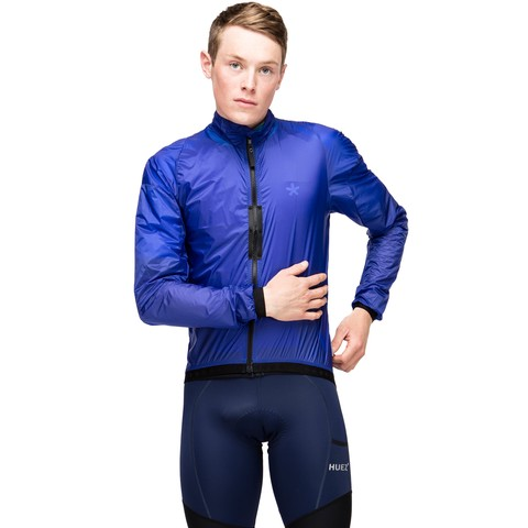 Starman Wind Jacket Klein Blue