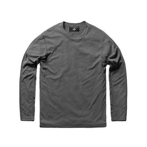 Power Dry Jersey Ls Crewneck Tee