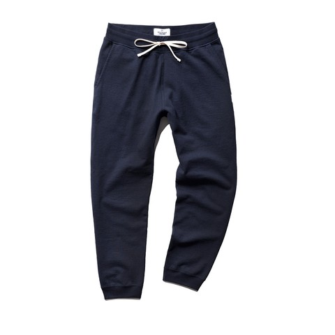 Mid Wt Terry Slim Sweatpant