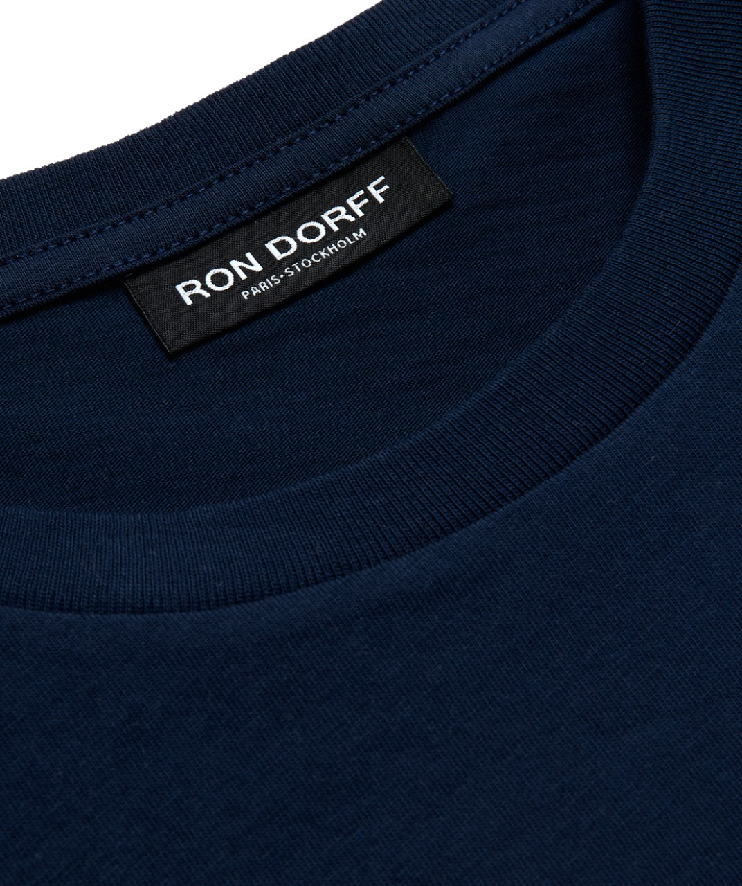 Ron Dorff T-shirt Games Navy