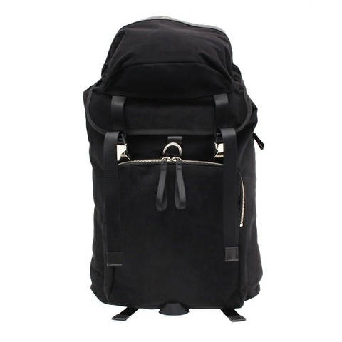 Square Pocket Backpack