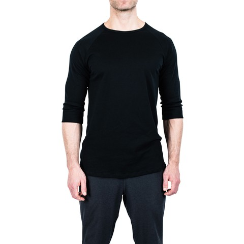 Anchovy 3/4 Sleeve T-Shirt
