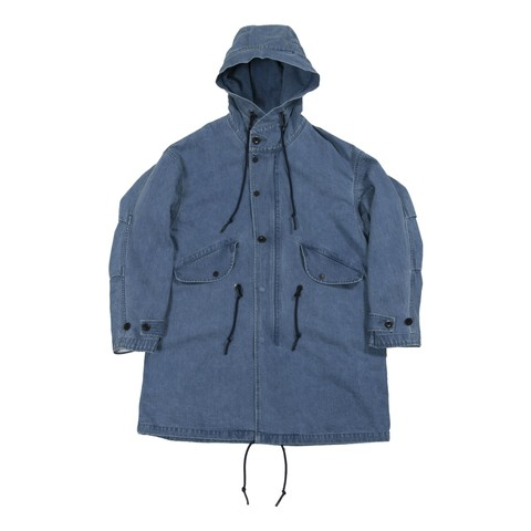 Denim Mods Coat